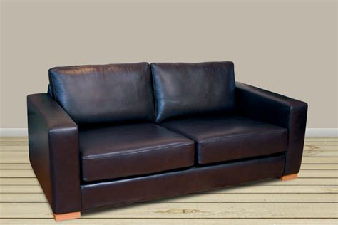 Handmade Sofas Uk - milton leather two seater bott handmade sofas ltd