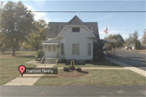 hanson neely funeral home alger ohio oh funeral flowers