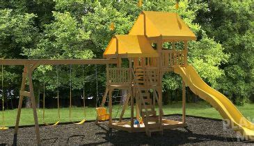 play mor swing sets prices play mor custom play equipment hillside hideaway for
