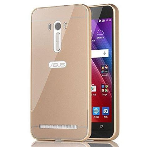 Ultrathin Smile Asus Zenfone Go 45 ultra thin aluminum metal bumper cover for asus