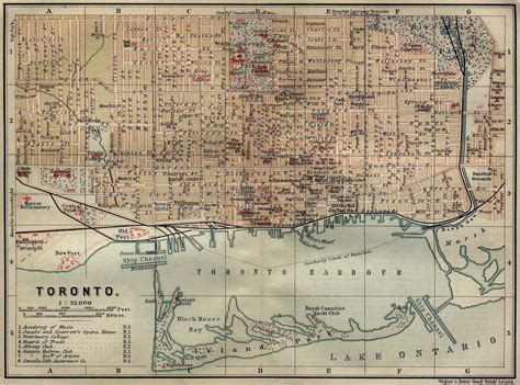 map directions toronto maps of toronto page 3