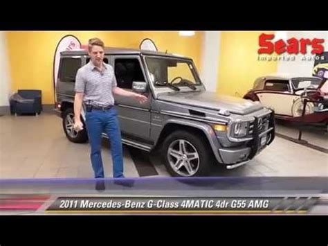 transmission control 2011 mercedes benz g class security system 2011 mercedes benz g55 amg g class feldmann imports bloomington mn m9992a