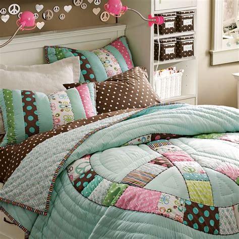 Next Patchwork Bedding - peace patchwork quilt sham pbteen