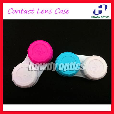 aliexpress free shipping aliexpress com buy 100pcs wholesale contact lens case