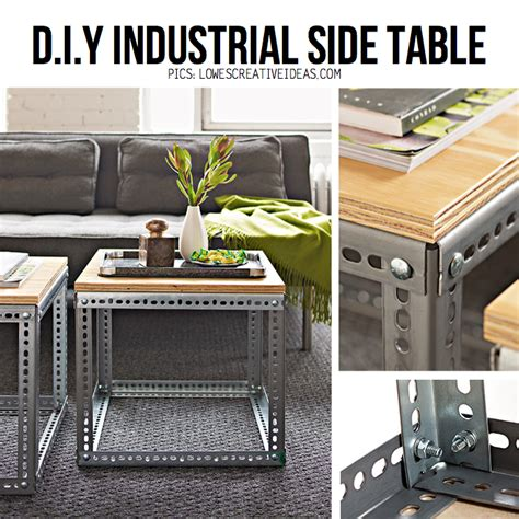 10 stylish diy side table ideas tutorials