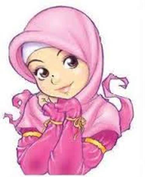 gambar kartun wanita muslimah cantik kumpulan gambar cewek cantik berjilbab gambar kartun