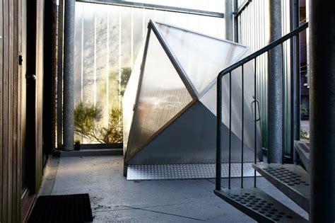 design milk shed the coolest modern motorcycle shed ever design milk