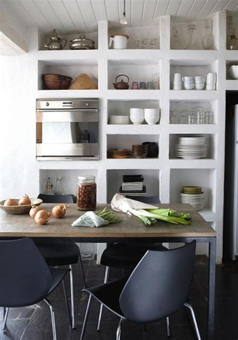 kitchen shelves vs cabinets open kitchen shelves vs closed cabinets the style files