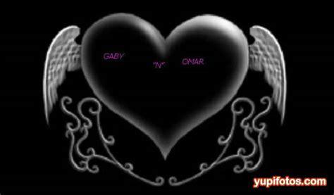 imagenes corazon en negro corazon negro yupifotos