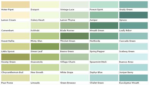 paint color chips paint colors house paints colors