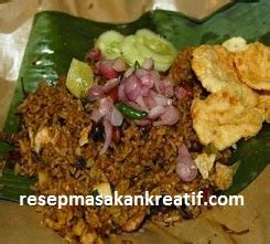 cara membuat nasi goreng aceh resep nasi goreng aceh spesial resep masakan kreatif