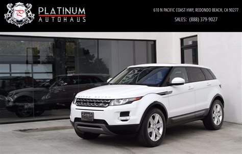 land rover range rover evoque 2014 2014 land rover range rover evoque plus stock 6234