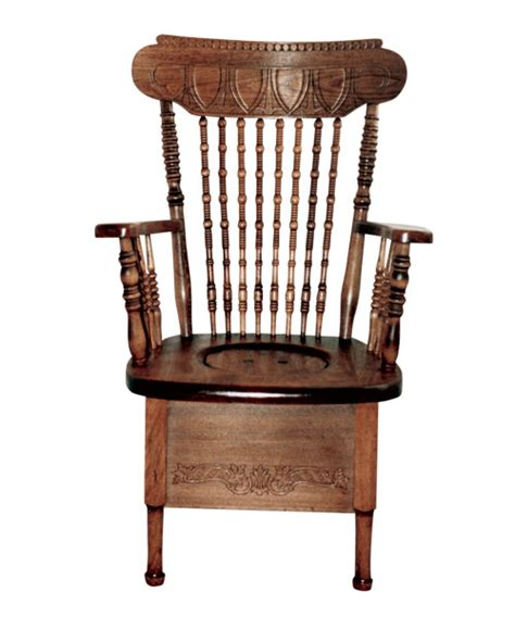 Antique Potty Chair by Oak Potty Chair What Is It What Is It Worth