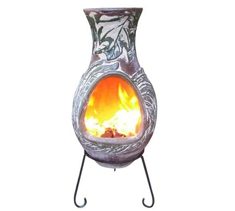 Large Ceramic Chiminea 17 Best Images About Clay Chimineas On Cozumel
