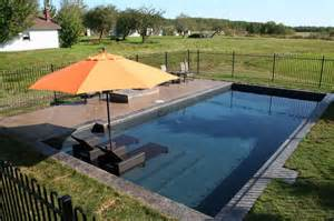 Inground Fiberglass Swimming Pools #   19:  Inground Fiberglass Swimming Pools Design
