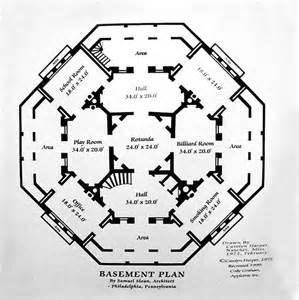 Octagon Floor Plans tour longwood plantation in natchez mississippi