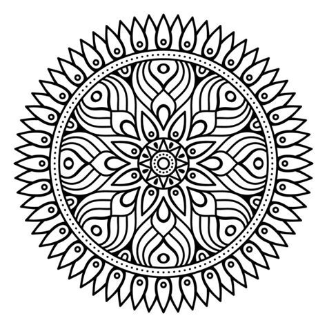 big coloring books for adults - Creative Coloring Mandalas Coloring ...