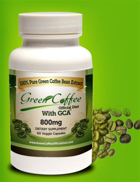 Green Coffee Diet green coffee official diet with gca review