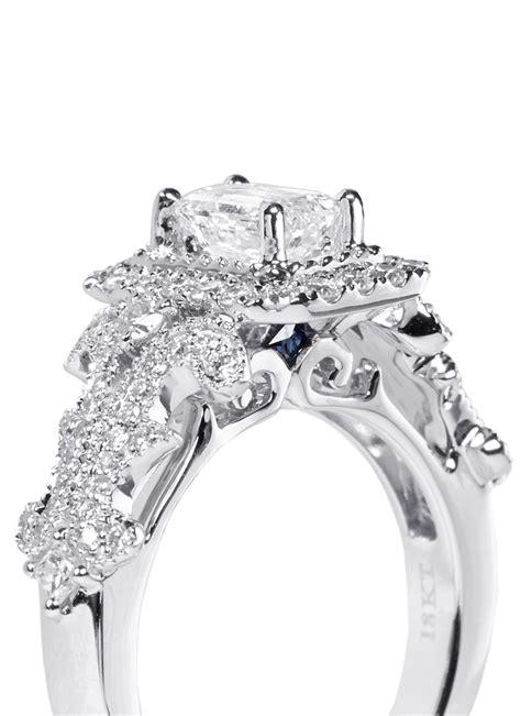 Wedding Rings Vera Wang by Vera Wang East Meets West Engagement Ring