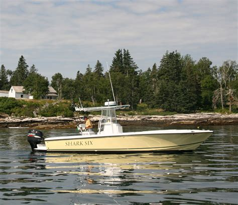 charter boat fishing maine maine built center console boats