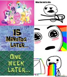 My little pony reaction by abocks meme center