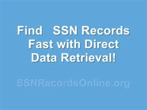 Find By Ssn For Free Perform Background Checks On For Free Find By Ssn