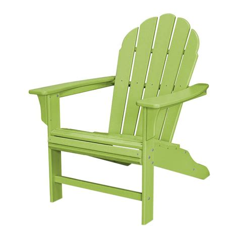 Green Resin Adirondack Chairs by Adirondack Chairs Patio Chairs The Home Depot