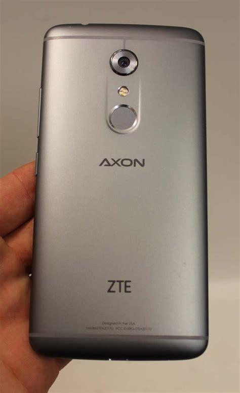 ebay zte axon 7 unlocked zte axon 7 64gb a2017u 7 0 gray please read