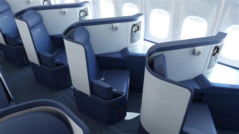 Delta 747 Interior by Delta Businesselite Fleet Flat Bed On All Widebody