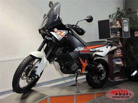 2011 Ktm 990 Adventure Specs Ktm 990 Adventure R 2011 Specs And Photos