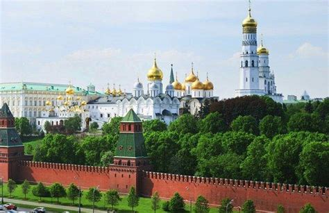 Architectural Styles by Moscow Kremlin What To See Inside Kremlin Tour