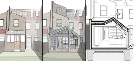 using sketchup for home design tom kaneko design architecture sketch design build