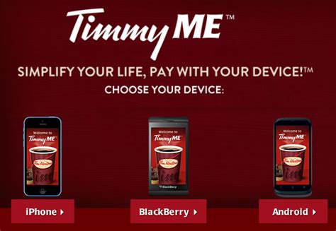 tim mobile tim hortons mobile order app to be funded with tim