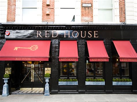 red house restaurant red house american restaurant and bar chelsea london