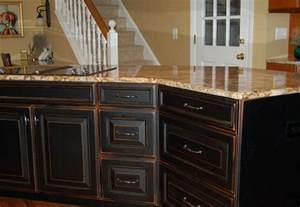 Distressed Black Kitchen Cabinets Kitchen Brown Distressed Kitchen Cabinets Kitchen