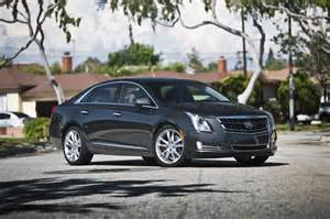Cadillac Xds 2014 Cadillac Xts Vsport Awd Test Motor Trend
