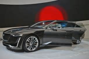 Cadillac S 8 Escala Concept Details To For In Future Cadillacs