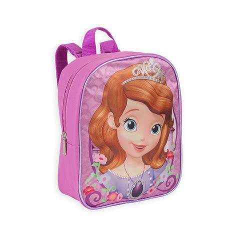 Disney Sofia The Backpack 1 disney sofia the toddler s mini backpack
