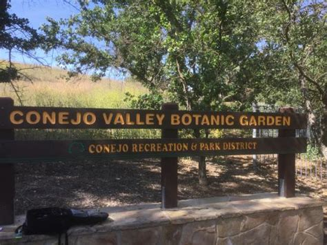 It S Good To Go To The Gardens Picture Of Conejo Valley Conejo Valley Botanical Gardens