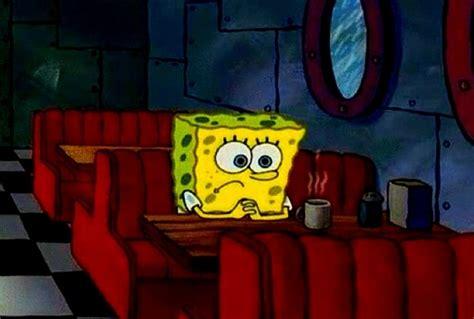 Sad Spongebob Meme - the gallery for gt spongebob sitting alone