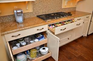 Kitchen Cabinets Slide Out Shelves 11 Must Accessories For Kitchen Cabinet Storage