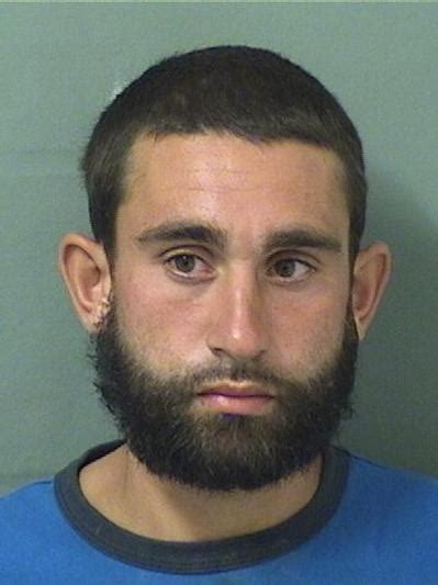 Palm Florida Arrest Records Strickler Inmate 2016006977 Palm County
