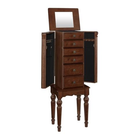 Jewelry Furniture Armoire by Powell Furniture Jewelry Armoire 987 317