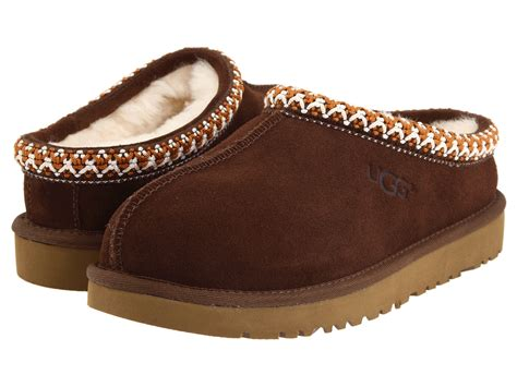 UGG Kids Tasman (Toddler/Little Kid/Big Kid) Chocolate