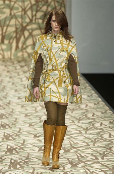 Fashion Week Aw08 Eley Kishimoto by Eley Kishimoto At Fashion Week Fall 2004 Livingly