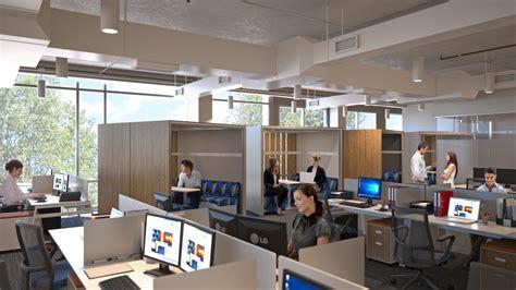 Aerotek Call Center by Aerotek Architectural 3d Rendering