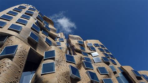Floor Plans For Small Businesses frank gehry s paper bag building opens in sydney sbs news