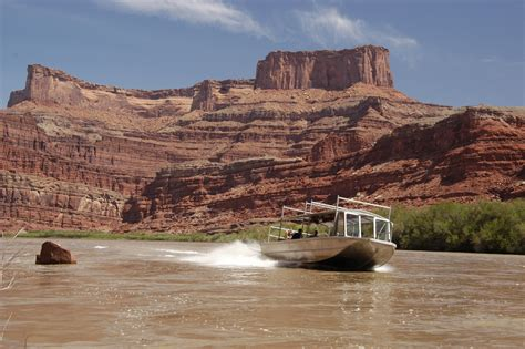 grand canyon jet boat moab utah jet boat tours tag a long expeditions moab