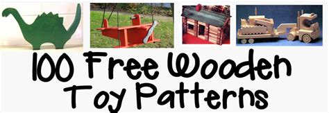 wooden toys woodworking patterns allcrafts