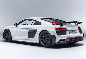 Audi R8 V10 Top Speed Mph 2018 Audi R8 Performance Parts Specifications Photo